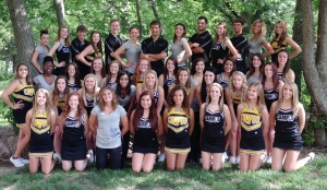 CHS Cheer and Dance Squads