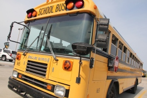 Haysville USD 261 Bus