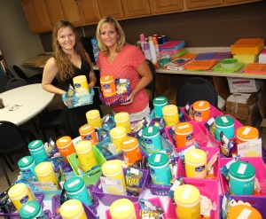 Early Childhood Program Baskets