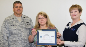 Gina Keirns award