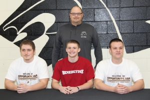 CHS Football Signing February 2015