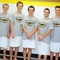 CHS Swim To A Wish Team 2015