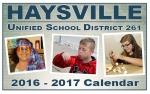 2016 - 2017 Calendar Cover